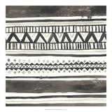 Tribal Echo I Lámina giclée por June Erica Vess
