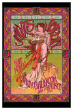 Bob Masse- Janis Joplin Avalon Ballroom Nov 1967 Plakater av Bob Masse