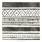Tribal Echo IV Lámina giclée por June Erica Vess