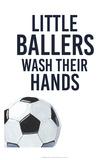 Little Ballers II Print by  Studio W