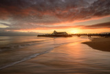 Bournemouth Pier Photographic Print by Chris Button