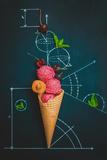 Summer Homework Photographic Print by Dina Belenko
