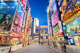 Akihabara, Tokyo, Japan Stretched Canvas Print by Sean Pavone