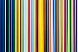 Multicolor Stripes Photographic Print by Into The Red