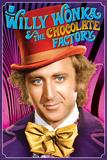 Willy Wonka- Chocolate Genius Posters