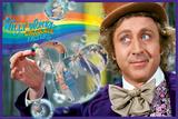 Willy Wonka- Rainbow Vision アートポスター