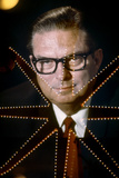Judge Roy Mark Hofheinz Whom Built the Harris County Domed Stadium known as Astrodome, 1968 Photographic Print by Mark Kauffman