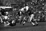 Minnesota- Iowa Game and Football Weekend, Minneapolis, Minnesota, November 1960 Photographic Print by Francis Miller