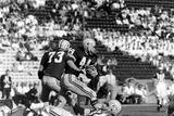 Donny Anderson 44 of Greenbay Packers,Super Bowl I, Los Angeles, California January 15, 1967 Fotografisk trykk av Art Rickerby