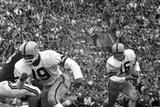 Minnesota- Iowa Game and Football Weekend, Minneapolis, Minnesota, November 1960 Fotografisk trykk av Francis Miller