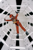 "Actor Keir Dullea Wearing Space Suit in Scene from Motion Picture ""2001: a Space Odyssey"", 1968 Impressão fotográfica por Dmitri Kessel"