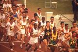 1964 Summer Olympics, Tokyo, Japan Fotografisk trykk av Art Rickerby
