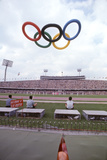 October 12 1968: 19th Olympic Games Opening Ceremony, Mexico Photographic Print by Art Rickerby