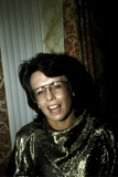 Billie Jean King Photo by  Globe Photos LLC