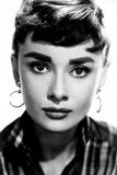 Audrey Hepburn Foto von  Globe Photos LLC