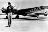 Amelia Earhart Foto van  Globe Photos LLC