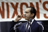 Richard Nixon Photo by  Globe Photos LLC
