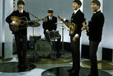 The Beatles Fotografia por  Globe Photos LLC