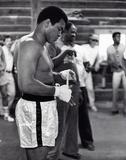 Muhammad Ali Foto van  Globe Photos LLC