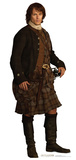 Jamie Fraser, Scottish Version - Outlander Cardboard Cutouts