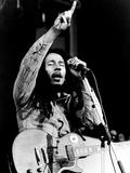 Bob Marley Photographie par  Globe Photos LLC