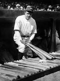 Babe Ruth Fotografía por  Globe Photos LLC
