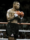 Mike Tyson Foto av  Globe Photos LLC