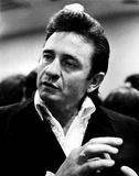 Johnny Cash Fotografía por  Globe Photos LLC