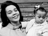 Coretta Scott King Photo by  Globe Photos LLC