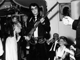 Elvis Presley Foto af  Globe Photos LLC