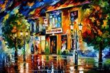 Time For Joy Kunst av Leonid Afremov