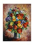 Spring Passion Kunst van Leonid Afremov