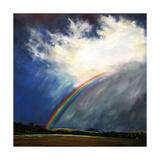 Other Side of the Rainbow, 2014 Giclée-Druck von Helen White