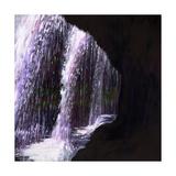 Waterfall I, 2016 Lámina giclée por Helen White