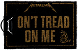 Metallica - Dont Tread On Me Door Mat Rariteter