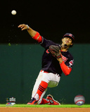 Francisco Lindor Game 6 of the 2016 World Series Photo