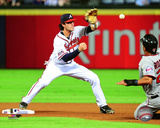 Dansby Swanson 2016 Action Photo