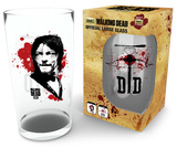 The Walking Dead - Daryl 500 ml Glass Rariteter
