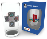 Playstation - Buttons 500 ml Glass Gadgets