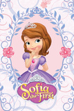 Sofia The First- Rosette Cameo Plakater