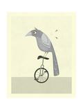 Lazy Bird Affiches par Jazzberry Blue
