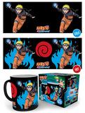Naruto Shippuden Heat Change Mug Krus