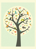 Tree of Life Posters by Jazzberry Blue
