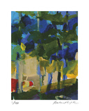 Summer Forest Limited Edition by Barbara Rainforth