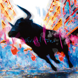 Viva el Toro Kunst von Leon Bosboom