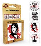 The Walking Dead - Daryl Coaster Set Münzgeldbeutel