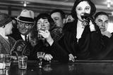 Prohibition in New York, 1931 Fotografisk trykk av Scherl Süddeutsche Zeitung Photo