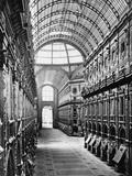 Galleria Vittorio Emanuele Ii in Milano, 1930s Photographic Print by  Süddeutsche Zeitung Photo
