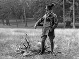 Hunter, 1920s Photographic Print by Scherl Süddeutsche Zeitung Photo
