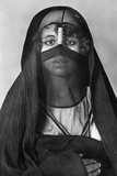 Egyptian Woman, 1930 Reproduction photographique par Scherl Süddeutsche Zeitung Photo